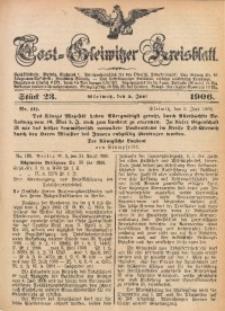 Tost-Gleiwitzer Kreisblatt, 1906, Jg. 64, St. 23