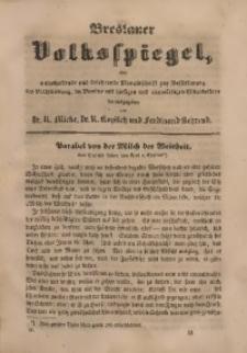 Breslauer Volksspiegel, 1846, Jg. 1, H. 4