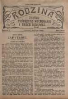 Rodzina, 1915, nr 5