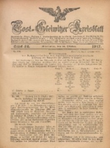 Tost-Gleiwitzer Kreisblatt, 1917, Jg. 75, St. 42