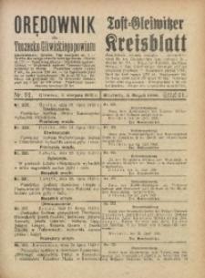 Tost-Gleiwitzer Kreisblatt, 1920, St. 31