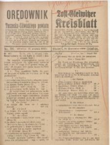 Tost-Gleiwitzer Kreisblatt, 1920, St. 38