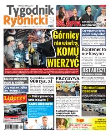 Tygodnik Rybnicki : Czerwionka-Leszczyny, Lyski, Gaszowice, Jejkowice, Świerklany. R. 10 [11], nr 8 (485).