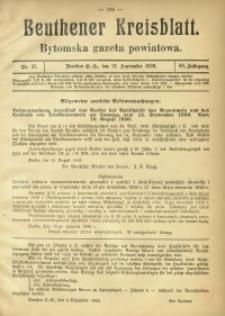 Beuthener Kreisblatt, 1930, Jg. 88, Nr. 37