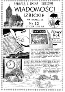 Wiadomości Izbickie. R. 4, nr 32 [33].
