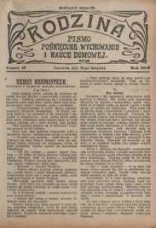 Rodzina, 1915, nr 47