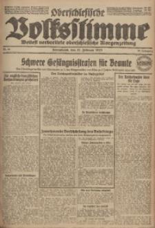 Oberschlesische Volksstimme, 1923, Jg. 49, Nr. 46
