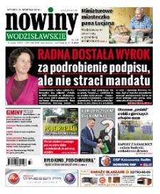 Nowiny Wodzisławskie. R. 17, nr 33 (822).