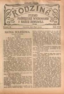 Rodzina, 1916, nr 12
