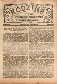 Rodzina, 1916, nr 15