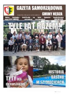 Gazeta Samorządowa Gminy Nędza : bezpłatny miesięcznik samorządowy 2017, nr 9.