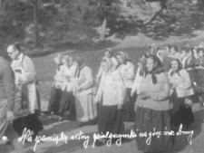 Pielgrzymka na Górę św. Anny