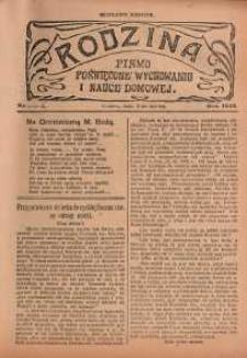 Rodzina, 1925, nr 3
