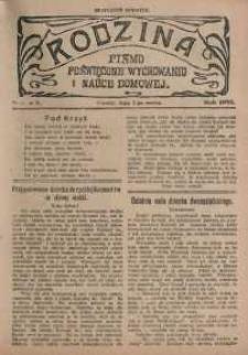 Rodzina, 1925, nr 5