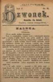 Dzwonek, 1910, R. 17, nr 19