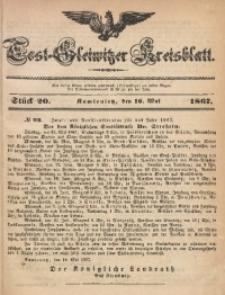 Tost-Gleiwitzer Kreisblatt, 1867, Jg. 25, St. 20