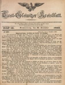 Tost-Gleiwitzer Kreisblatt, 1868, Jg. 26, St. 53