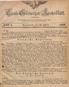 Tost-Gleiwitzer Kreisblatt, 1869, Jg. 27, St. 3