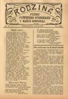 Rodzina, 1926, nr 12