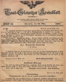 Tost-Gleiwitzer Kreisblatt, 1871, Jg. 29, St. 13