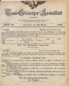 Tost-Gleiwitzer Kreisblatt, 1871, Jg. 29, St. 35