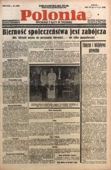 Polonia, 1936, R. 13, nr 4085