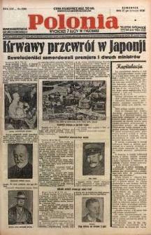 Polonia, 1936, R. 13, nr 4086