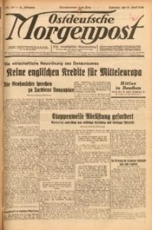 Ostdeutsche Morgenpost, 1932, Jg. 14, Nr. 108