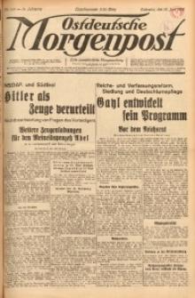 Ostdeutsche Morgenpost, 1932, Jg. 14, Nr. 159