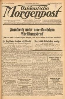 Ostdeutsche Morgenpost, 1932, Jg. 14, Nr. 171