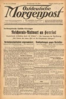 Ostdeutsche Morgenpost, 1932, Jg. 14, Nr. 178