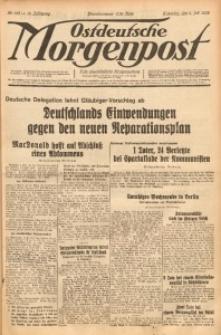 Ostdeutsche Morgenpost, 1932, Jg. 14, Nr. 183