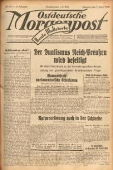 Ostdeutsche Morgenpost, 1932, Jg. 14, Nr. 217