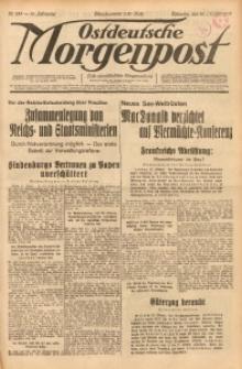 Ostdeutsche Morgenpost, 1932, Jg. 14, Nr. 299