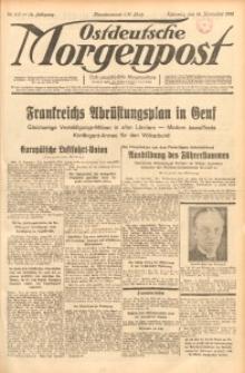 Ostdeutsche Morgenpost, 1932, Jg. 14, Nr. 317