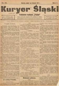 Kuryer Śląski, 1907, R. 1, nr 28