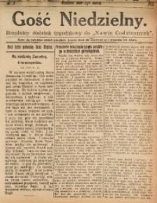 Gość Niedzielny, 1924, nr 5