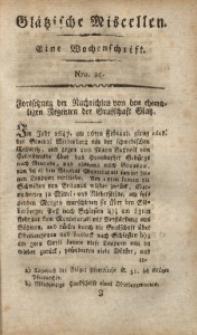 Glätzische Miscellen, 1812, Bd. 2, Nro. 35