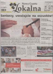 Nowa Gazeta Lokalna : Kędzierzyn-Koźle, Bierawa, Cisek [...] 2015, nr 21 (815).