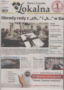 Nowa Gazeta Lokalna : Kędzierzyn-Koźle, Bierawa, Cisek [...] 2015, nr 39 (833).