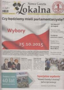 Nowa Gazeta Lokalna : Kędzierzyn-Koźle, Bierawa, Cisek [...] 2015, nr 41 (835).