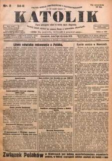 Katolik, 1928, R. 61, nr 2