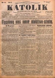 Katolik, 1928, R. 61, nr 8