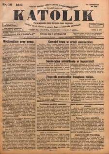 Katolik, 1928, R. 61, nr 18