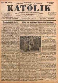 Katolik, 1928, R. 61, nr 24