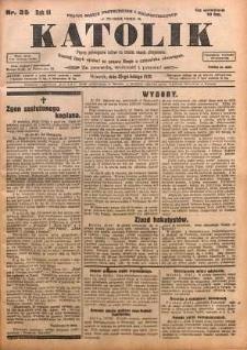Katolik, 1928, R. 61, nr 25