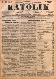 Katolik, 1928, R. 61, nr 28