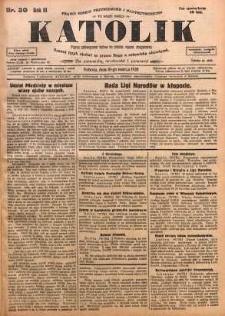 Katolik, 1928, R. 61, nr 30
