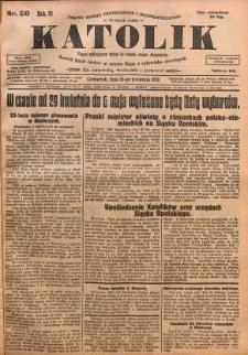 Katolik, 1928, R. 61, nr 50