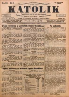 Katolik, 1928, R. 61, nr 61